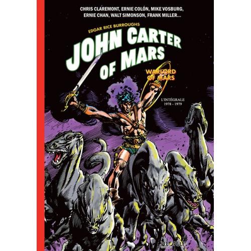 John Carter of Mars - L'intégrale Tome 2 1978 - 1979 (VF)