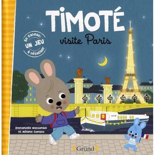 Timoté visite Paris (VF)
