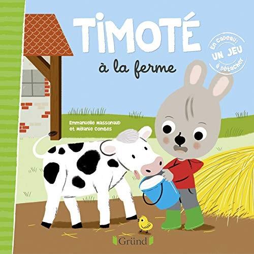Timoté à la ferme (VF)
