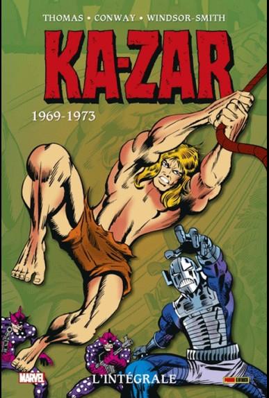 KA-ZAR : L'INTÉGRALE 1969-1973 (VF)