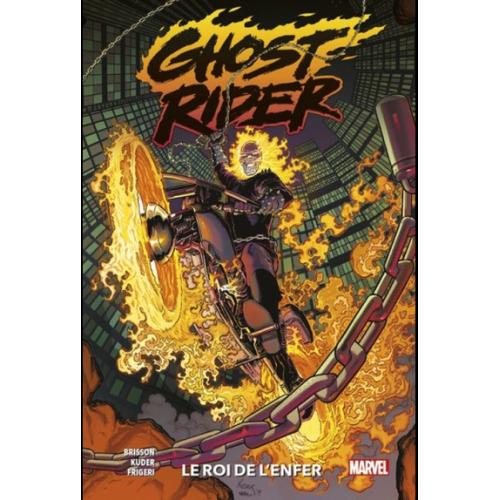 GHOST RIDER TOME 1 : LE ROI DE L'ENFER (VF)