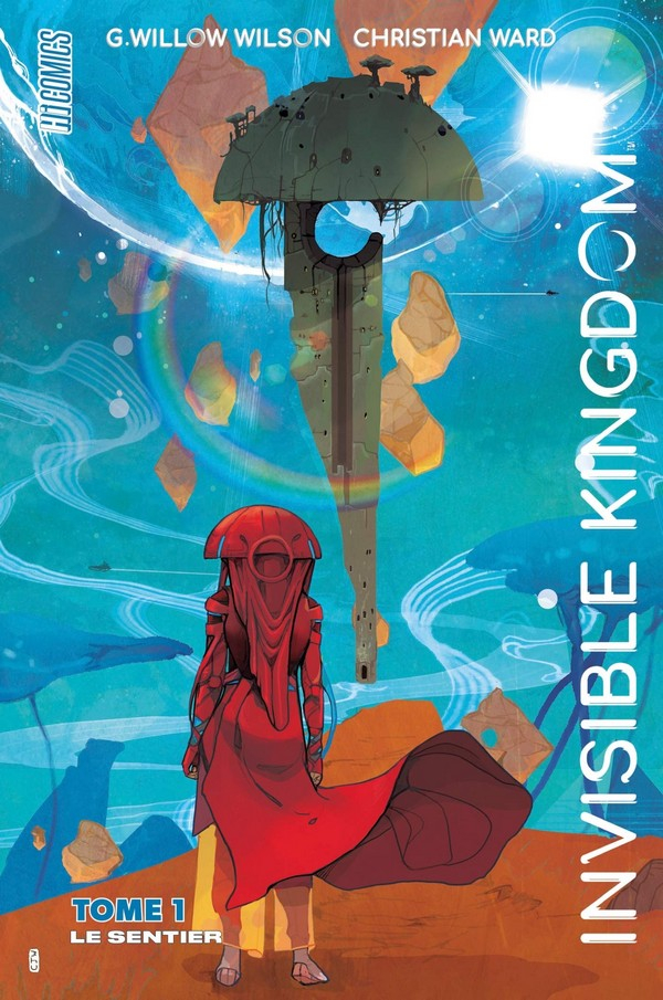 Invisible Kingdom Tome 1 (VF)