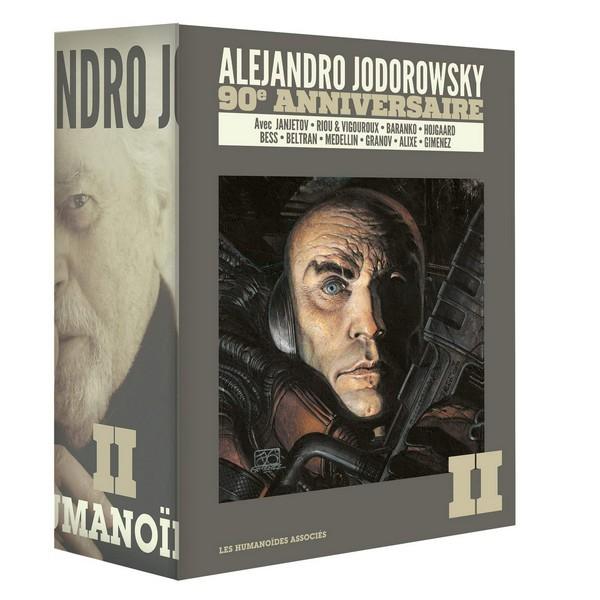 Jodorowsky 90 ans - Coffret VOLUME 2 (VF)