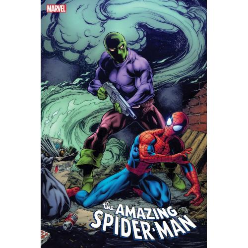 AMAZING SPIDER-MAN 45 BAGLEY VAR (VO)