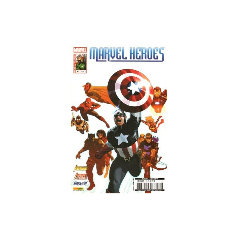 Marvel Heroes Extra 11 fascicule (vf) occasion