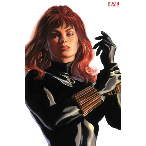 BLACK WIDOW 2 ALEX ROSS BLACK WIDOW TIMELESS VAR (VO)