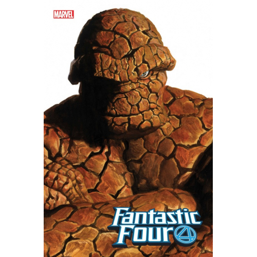 FANTASTIC FOUR 24 ALEX ROSS THING TIMELESS VAR (VO)