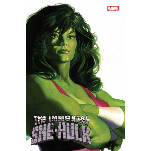 IMMORTAL SHE-HULK 1 ALEX ROSS SHE-HULK TIMELESS VAR (VO)