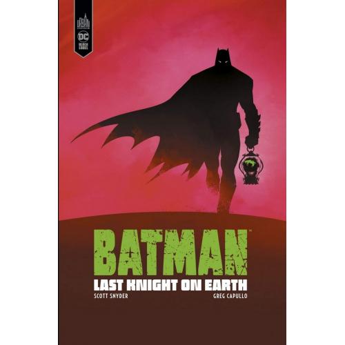 BATMAN : LAST KNIGHT ON EARTH (VF) Occasion