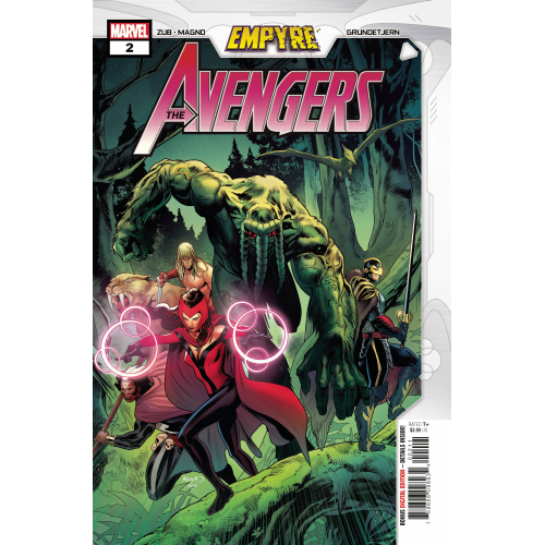 EMPYRE AVENGERS 2 (OF 3) (VO)