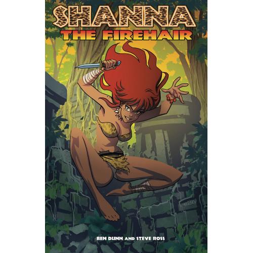 SHANNA THE FIREHAIR ONE SHOT (VO)