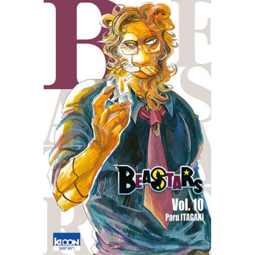 Beastars Tome 10 (VF)