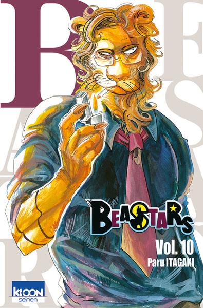 Beastars Tome 9 (VF)