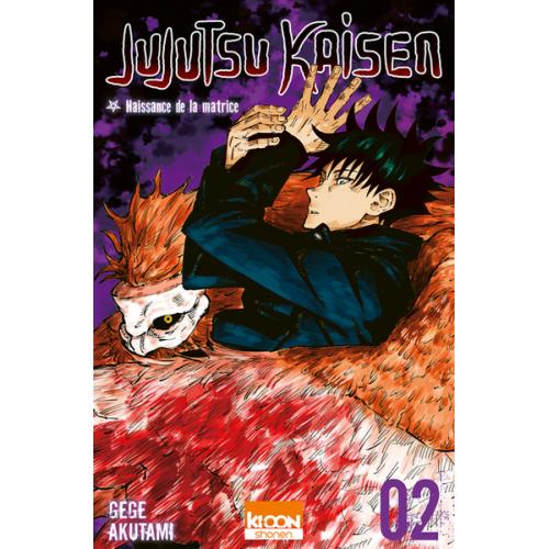 Jujutsu Kaisen Tome 2 (VF)
