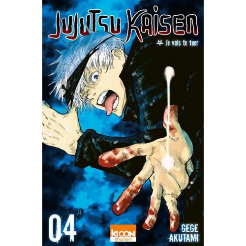 Jujutsu Kaisen Tome 4 (VF)