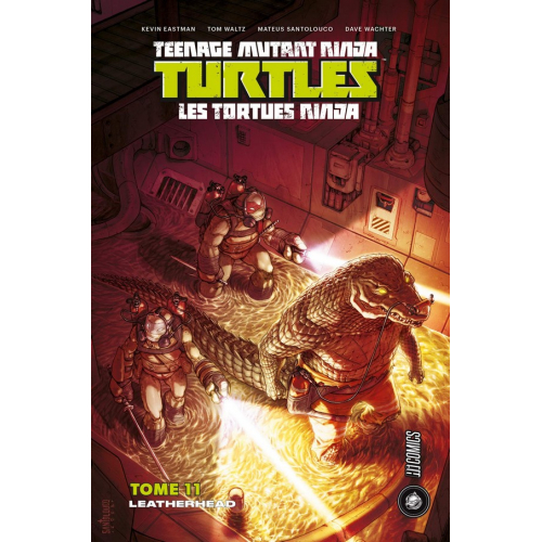 TMNT Tortues Ninja - Tome 11 (VF)
