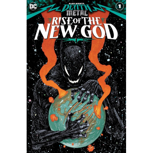 DARK NIGHTS: DEATH METAL RISE OF THE NEW GOD 1 (VO)