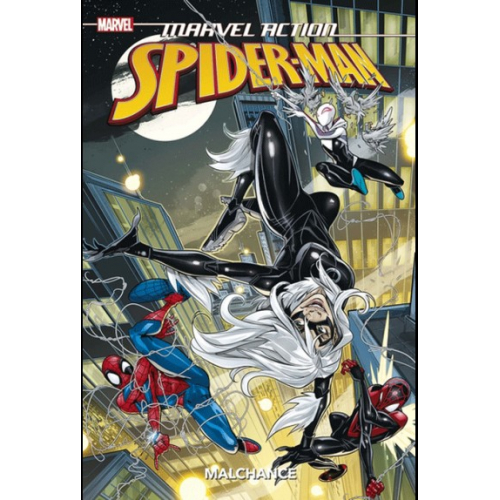 MARVEL ACTION SPIDER-MAN - MALCHANCE (VF)