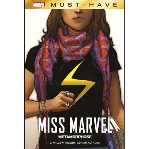 MS MARVEL : MÉTAMORPHOSE (VF)