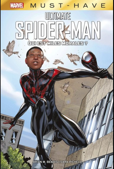 ULTIMATE COMICS SPIDER-MAN (VF)