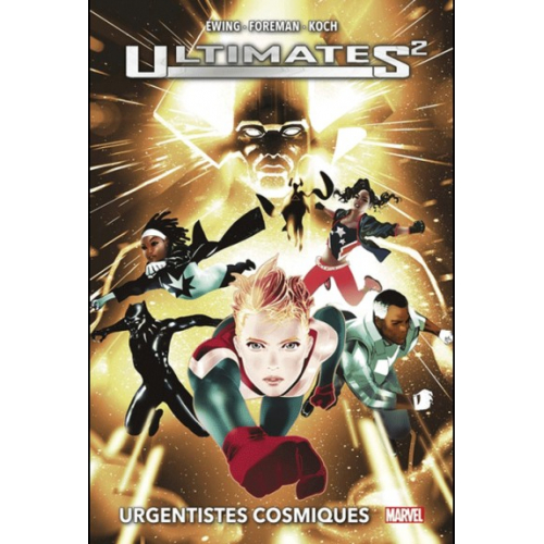 ULTIMATES TOME 2 (VF)