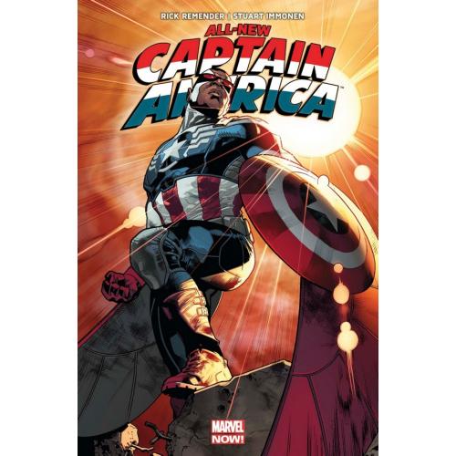 All-New Captain America Tome 1 (VF) occasion