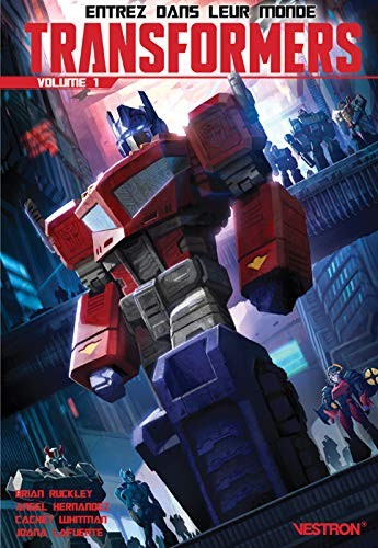TRANSFORMERS The World in your Eyes (VF)