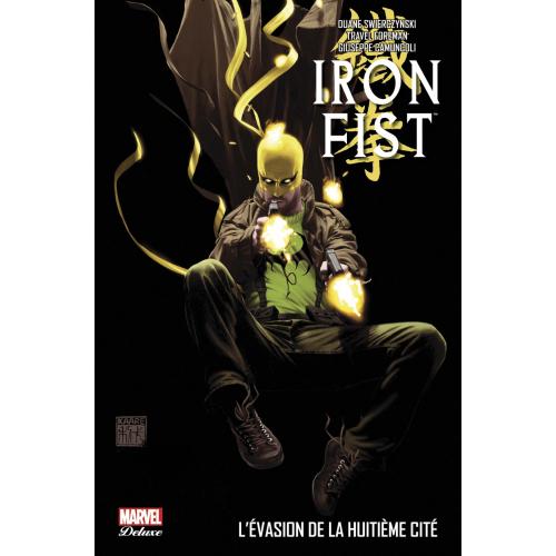 Iron Fist Deluxe Tome 3 (VF) Occasion