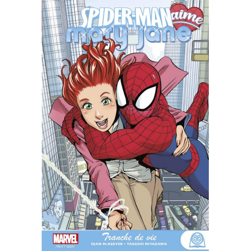 MARVEL YOUNG ADULT SPIDER-MAN LOVES MARY JANE TOME 1 (VF)