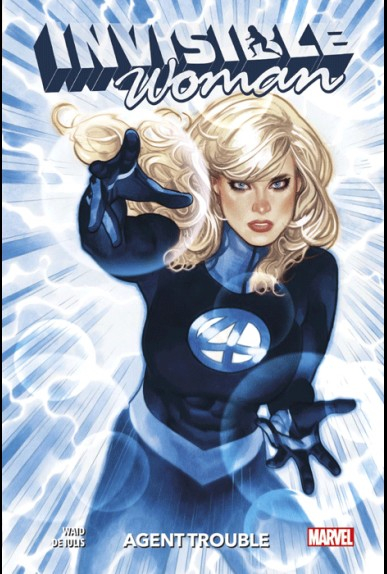 INVISIBLE WOMAN (VF)