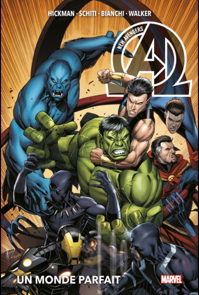 NEW AVENGERS TOME 2 (VF)