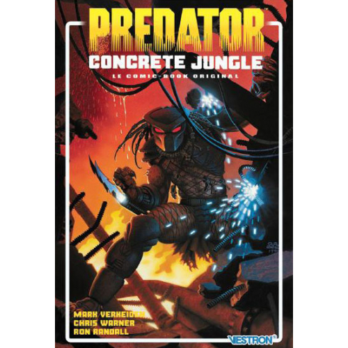 Predator : Concrete Jungle - le Comic-Book Original (VF)
