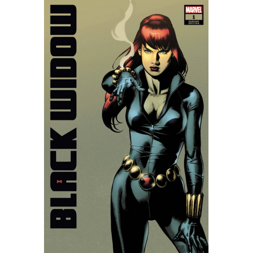 BLACK WIDOW 1 JONES HIDDEN GEM VAR (VO)