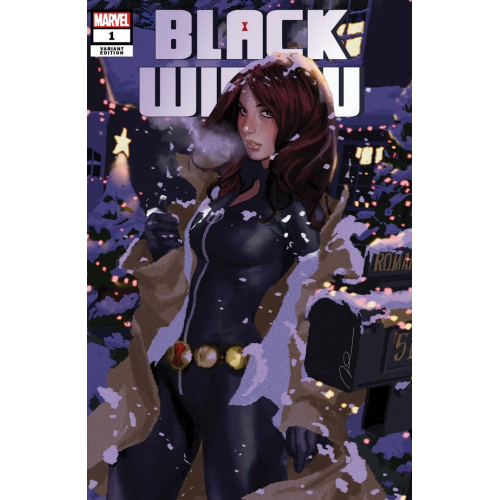 BLACK WIDOW 1 PAREL VAR (VO)