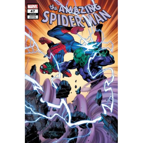 AMAZING SPIDER-MAN 47 BAGLEY VAR (VO)