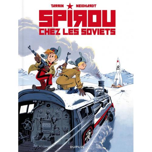 SPIROU CHEZ LES SOVIETS (VF)
