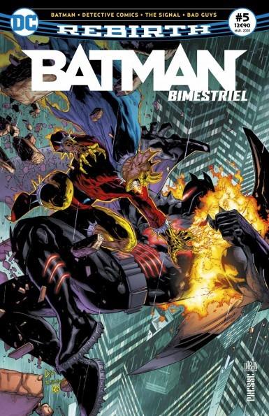Batman Bimestriel 5 (VF)