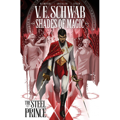 Shades of Magic : The Steel Prince Tome 1 (VF)
