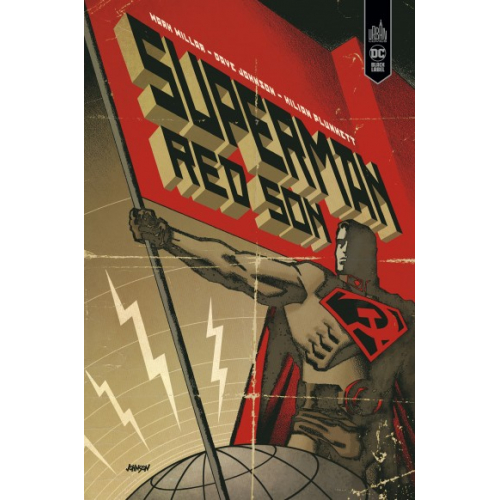 Superman Red Son édition Black Label (VF)