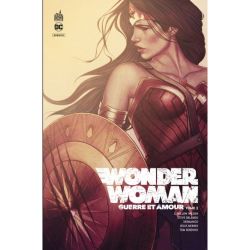 Wonder Woman Guerre & Amour Tome 2 (VF)