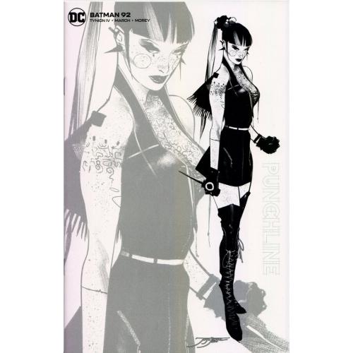 BATMAN 92 RETAILER VARIANT (VO)