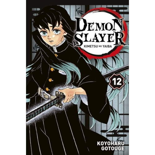 Demon Slayer Tome 12 (VF)