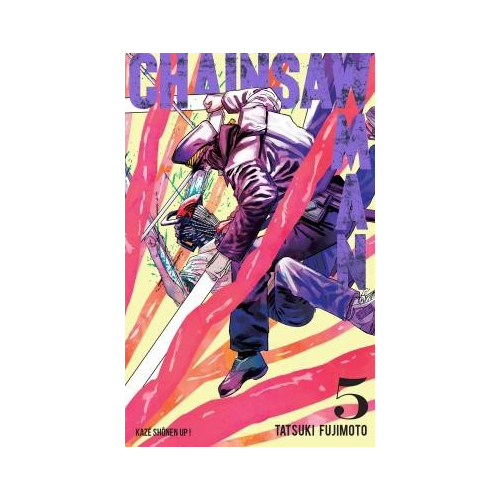 Chainsaw Man Tome 5 (VF)