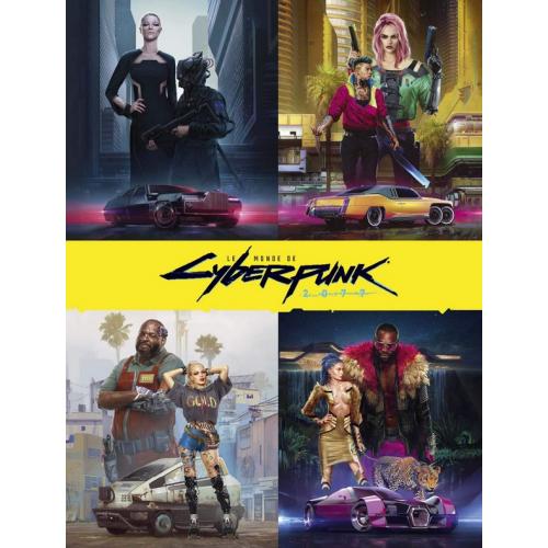 Le monde de Cyberpunk 2077 (VF)