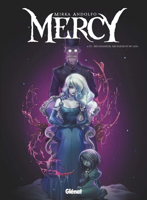Mercy - Tome 2 (VF)