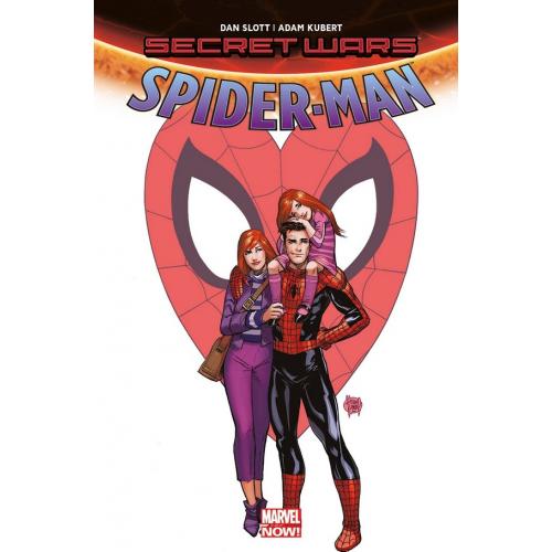 Secret Wars Spider-Man renouveler ses voeux (VF)