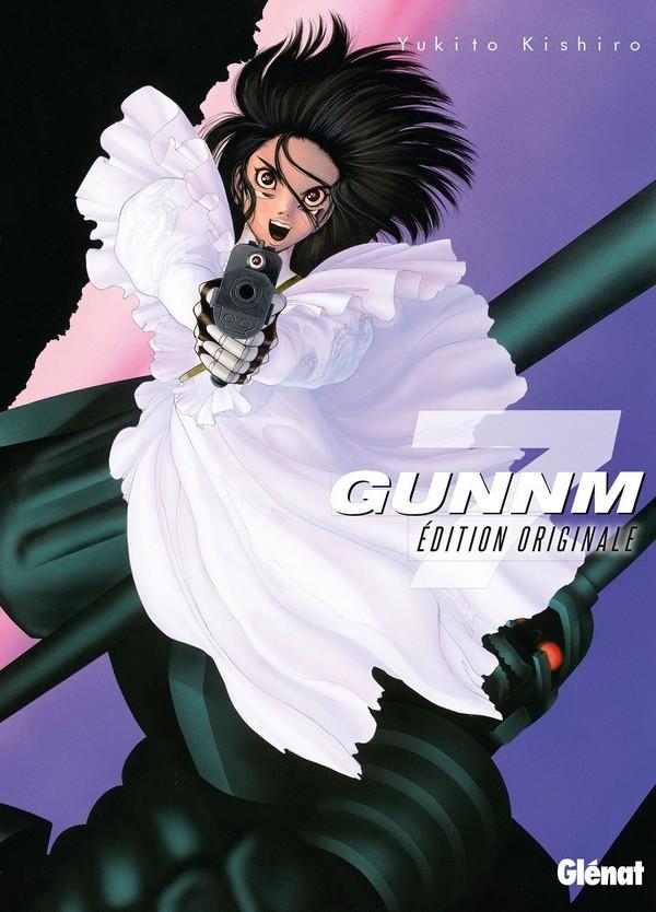Gunnm Édition Originale Vol. 7 (VF)
