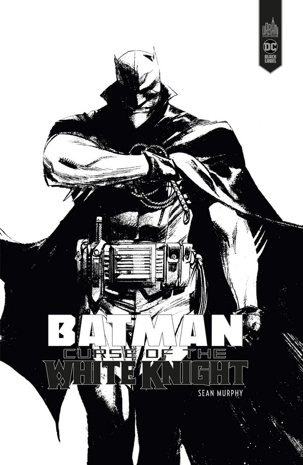 Batman Curse of the White Knight Édition Spéciale Noir et Blanc (VF)