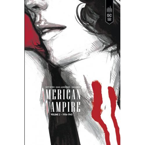 American Vampire Intégrale Tome 2 (VF)