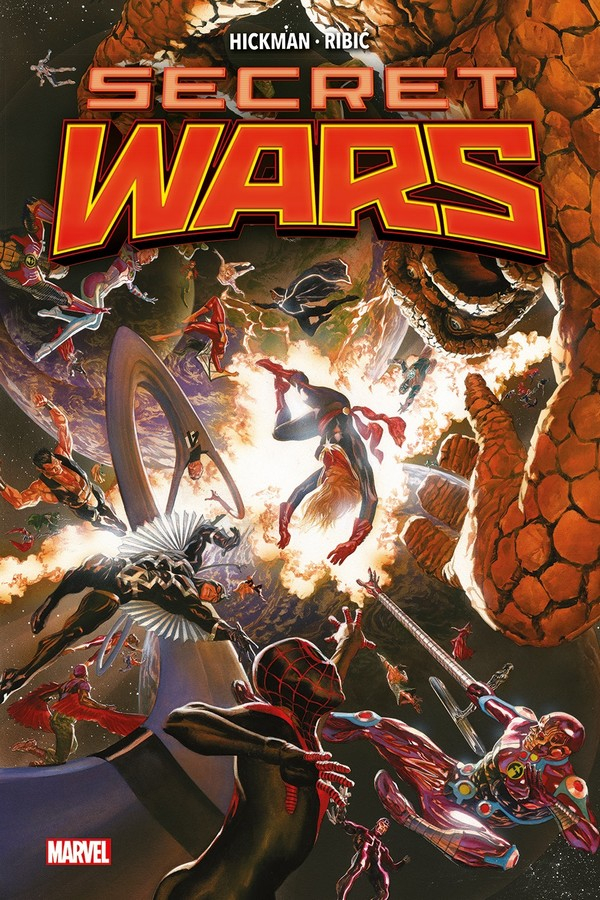 SECRET WARS (VF)